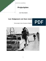 Projectplan Cultureel Ondernemen 1.0