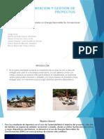 Planeacion y Gestion de Proyectos