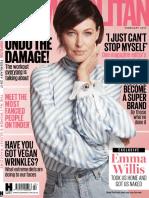 Cosmopolitan - February 2017 UK