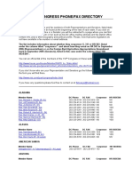 110 Directory
