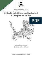 Qi Jing Ba Mai Gli 8 Meridiani Curiosi Tesi 2010