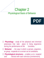 Ch. 2 Physiolocigal Basis of Behavior (Student's Copy)