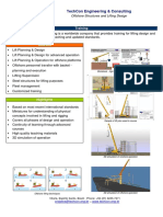 Crane and Lifting Training