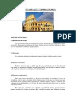 Comentario Coliseo