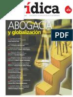 ABOGACÍA Y GLOBALIZACIÓN