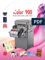 Uninet Icolor 900 Brochure