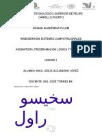 Investigacion de Paradigmas-programacion Logica y Funcional-tema 1