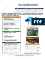 Integridade e Teste de Carga de Estruturas Offshore