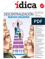 DESCENTRALIZACIÓN