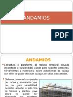 Andamios TSST-V Semestre