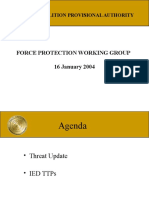 Force Protection - IEDs Article03022004b