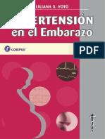 Hipertension en El Embarazo - Voto