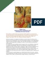 Angeología y Antropolegía Integral