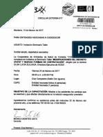 Invitacion Seminario Taller Modificacion Decreto 4747