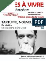 Tartuffe - Pièces à vivre (APRÈS LA REPRÉSENTATION)