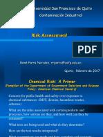 8. Risk Assessment