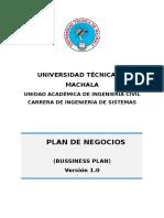 FacelClick - Plan de Negocios