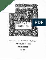 SPAGYRIC Original