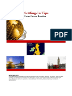 London United Kingdom Tips