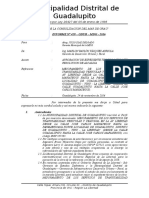 Informe-nº 429 (Aprobacion de Exp Tecnico Avenida Libertad