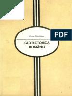 1984 Geotect Rom Sandulescu