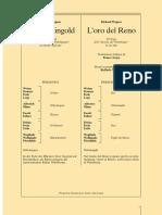 Das Rheingold Libretto