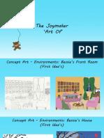 The Joymaker - Art Of