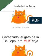 El Gato de La Tía Pepa