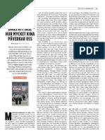 "Recension av ""Det nya Kina"" i tidskriften Respons"