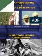 Indian Trade Liberalisation