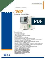 Analizador Hematologico Rt-7600(1)