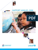 UNICEF Rapport annuel 2009