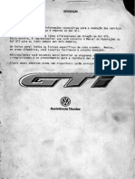 Manual Servico Gol GTI