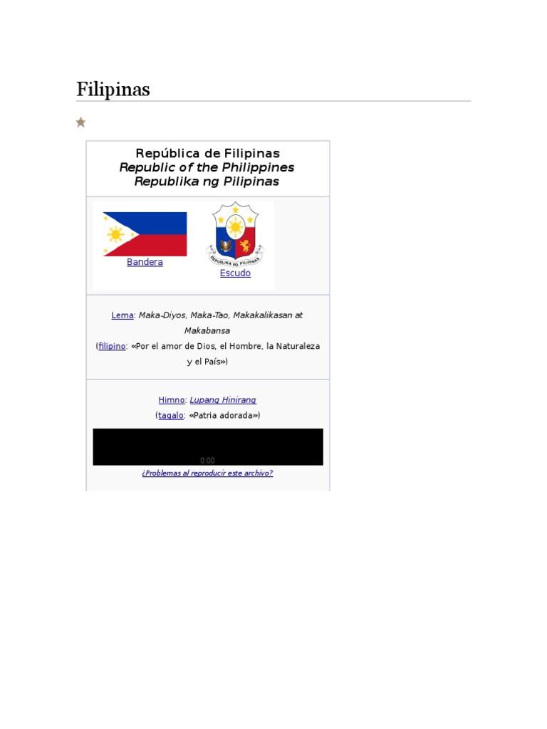 Bonito De Hecho, Reanudar La Búsqueda De Filipinas Inspiración ...