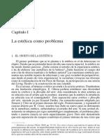 02- La Estética Como Problema - 3 Temas