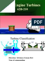 Main Engine Turbines Ppt