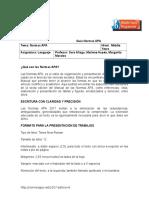 Guía Normas APA Middle