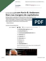 Entrevista Do Kevin Anderson