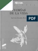 Gonzalez Jose - Teorias de La Vida