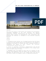 R&D+i Headquarters for Local Sustainability in Badajoz-Daniel Jimenez-Arquitecto