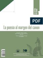 La poesìa al margen del canon.pdf