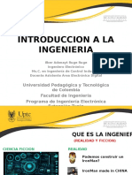 Introduccion a La Ingenieria