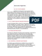 Los cuatro acuerdos Miguel Ruiz