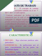 Apuntes Codigo Del Trabajo - Actualizado 15-11-2011