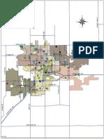 Longmont crime map for Feb. 9 to Feb. 22, 2017