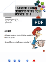 03-05-2014-Vinod-Gems of SQL 2014 (1)