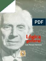 Piscoya Luis - Lógica General-UNMSM (2001)
