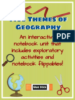 Five Themes of Geography Project 1