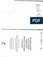 VARGAS, Heliana Comin, CASTILHO, Ana Luisa Howard de (Orgs.). Intervenções Em Centros Urbanos Objetivos, Estratégias e Resultados. Barueri, SP Manole, 200
