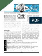 Sea Stats - Corals